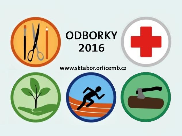 Odborky 2016