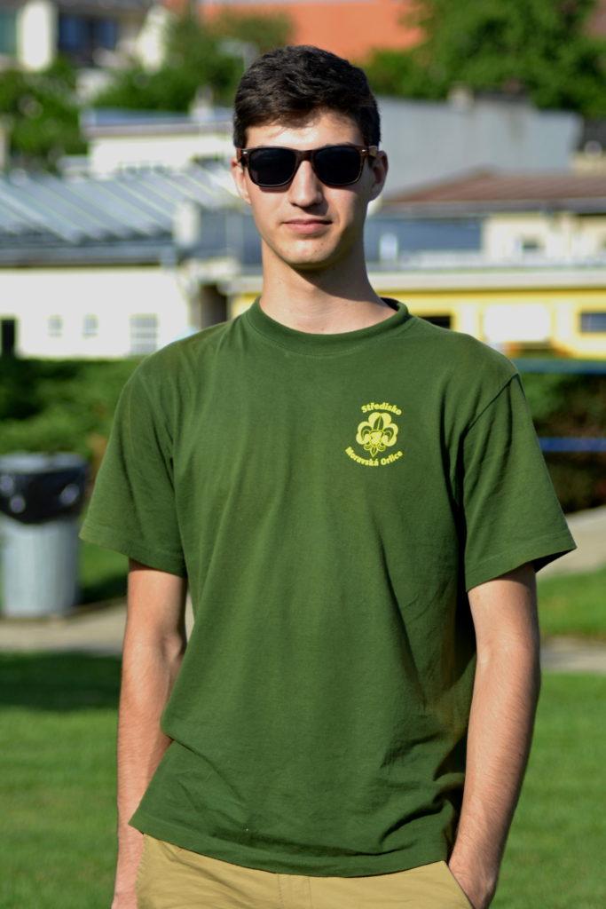 Střediskové tričko